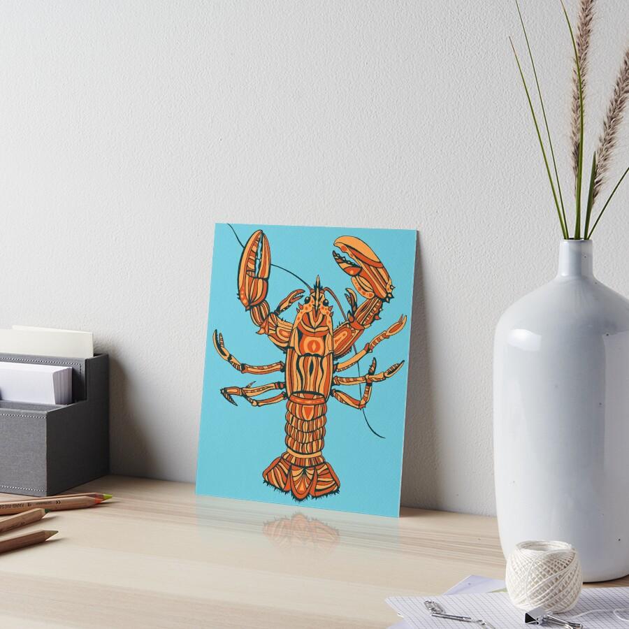 LBSTR Art Board Print