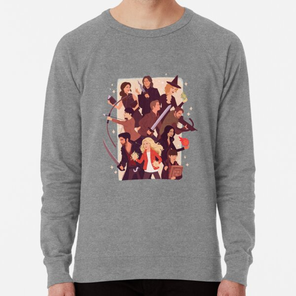 Once Upon a Time Lightweight Sweatshirt