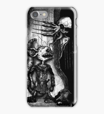 Pathfinder Chronicle #14 iPhone Case/Skin