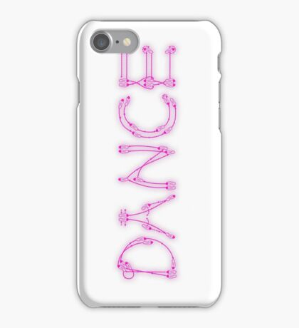 Dance. iPhone Case/Skin