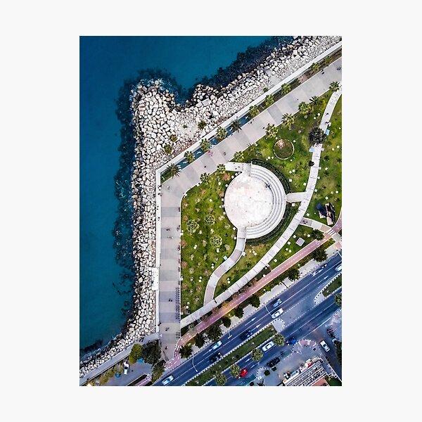 Limassol Promenade Photographic Print