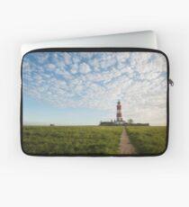 Happisburgh Lighthouse, Norfolk, UK. Laptop Sleeve