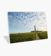 Happisburgh Lighthouse, Norfolk, UK. Laptop Skin