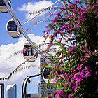 Southbank, Brisbane, Australia by Karen Duffy