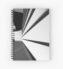 Zaha Hadid in City of London Spiral Notebook
