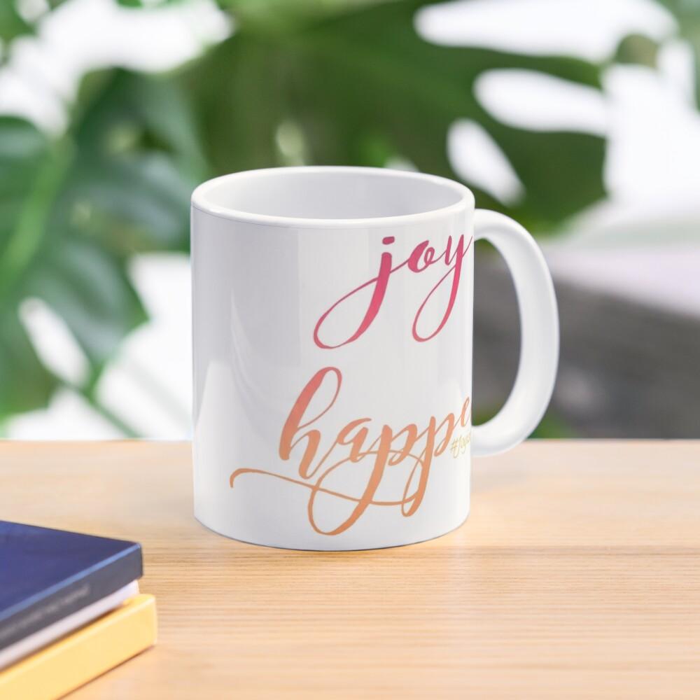 Joy Happens - Mugs Mug
