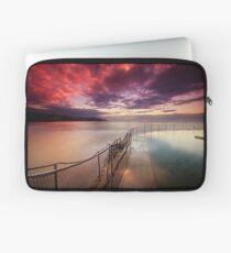 Bronte Tidal Pool Laptop Sleeve