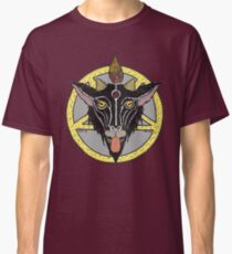YOUNG BAPHOMET COLOR Classic T-Shirt