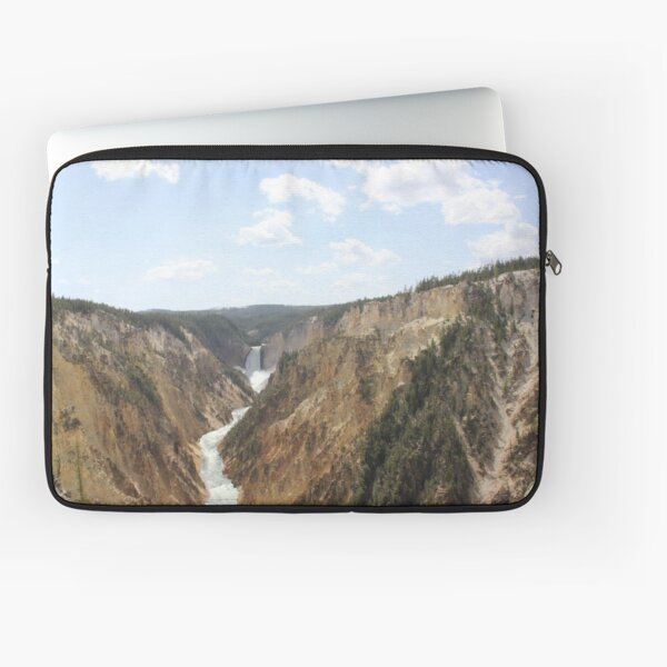 Grand Canyon of Yellowstone Laptop Sleeve