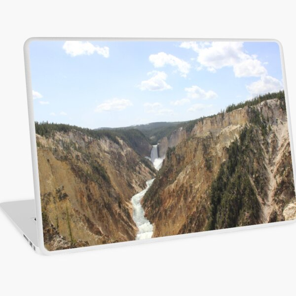 Grand Canyon of Yellowstone Laptop Skin