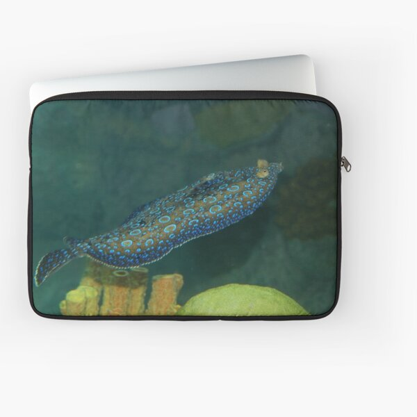 Flounder Laptop Sleeve