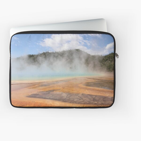 Yellowstone National Park Laptop Sleeve