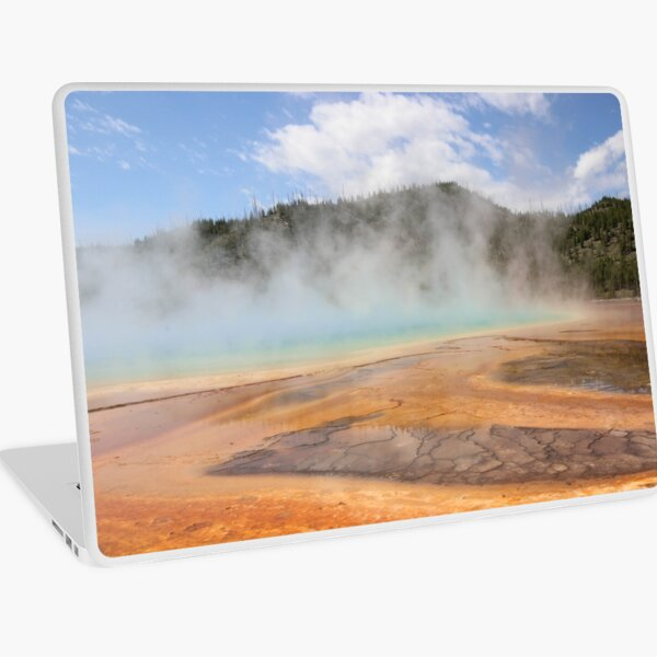 Yellowstone National Park Laptop Skin