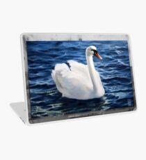 The Swan Laptop Folie