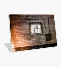 And Through The Wire Laptop Skin