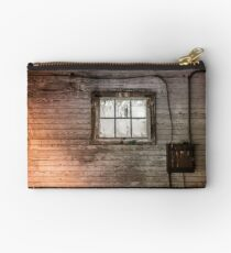 And Through The Wire Studio Pouch