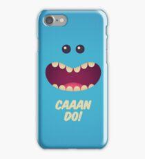 Mr. Meeseeks - Caaan Do! iPhone Case/Skin