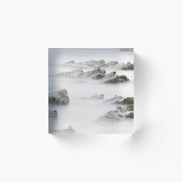 Mediterranean vapors Acrylic Block