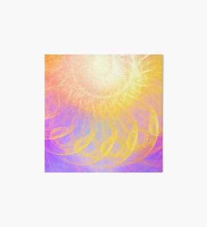 Sunny #Fractal Art Art Board