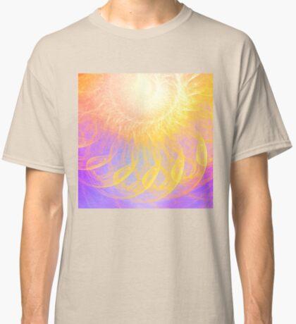 Sunny #Fractal Art Classic T-Shirt