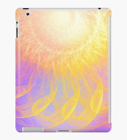 Sunny #Fractal Art iPad Case/Skin