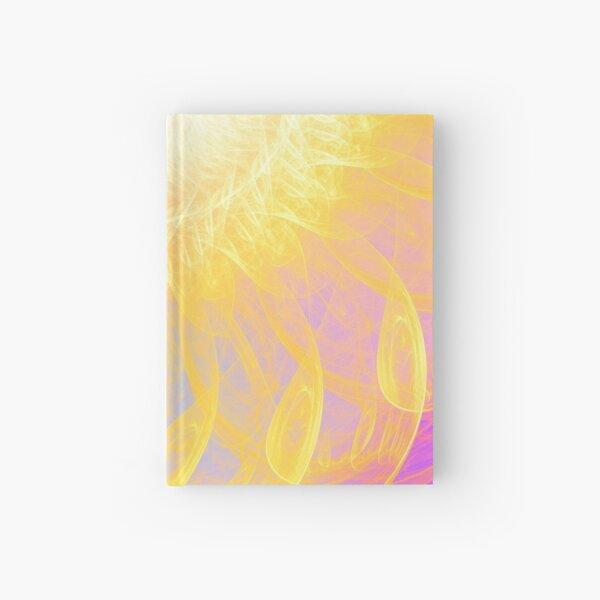 Sunny #Fractal Art Hardcover Journal