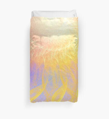 Sunny #Fractal Art Duvet Cover
