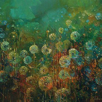 Dandelions by klozowski