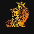 Lion King by Denis Marsili
