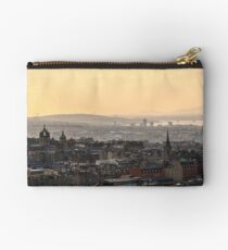 Edinburgh Sunset from Salisbury Crags Studio Pouch