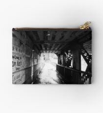 Tunnel of despair and hope Studio Pouch