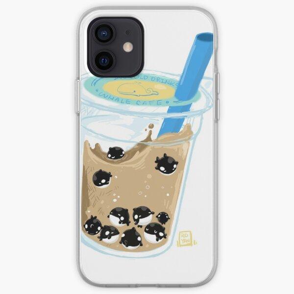 Tapiorca Milk Tea iPhone Soft Case