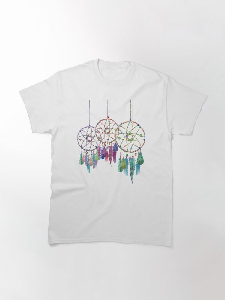 Vista alternativa de Camiseta clásica Dreamcatcher 4