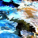 River Ice by Christine Ford