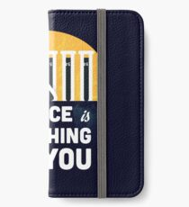 Science is Watching You iPhone Wallet/Case/Skin