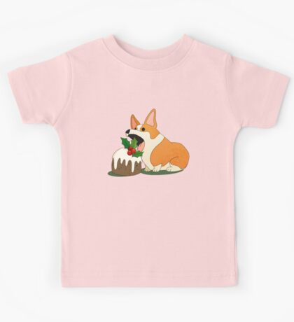 Christmas Corgi Kids Clothes