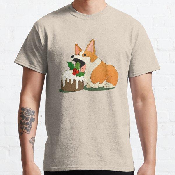 Christmas Corgi Classic T-Shirt