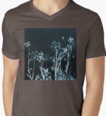 In the Still of the Night Mens V-Neck T-Shirt