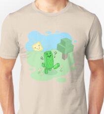 Good Morning, Mr. Creeper! T-Shirt