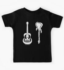 Acoustic vs Electric Kids Tee