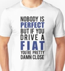 Fiat Owners  Unisex T-Shirt