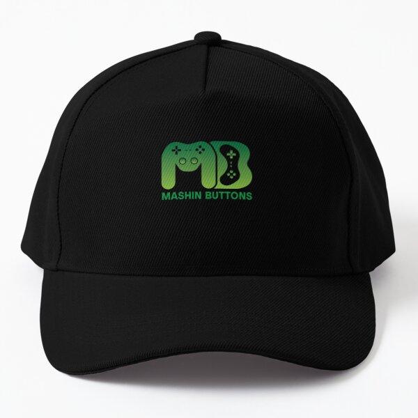 Mashin Buttons Baseball Cap