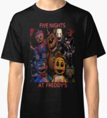 FNAF 2 animatronics Classic T-Shirt