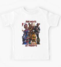 FNAF 2 Animatronics Kinder T-Shirt
