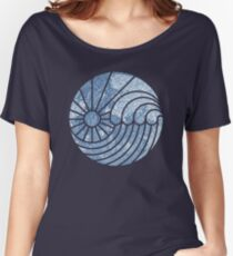 Sea of Serenity Women's Relaxed Fit T-Shirt