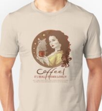 Coffee Propaganda Unisex T-Shirt