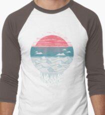 The Great Thaw Men's Baseball ¾ T-Shirt