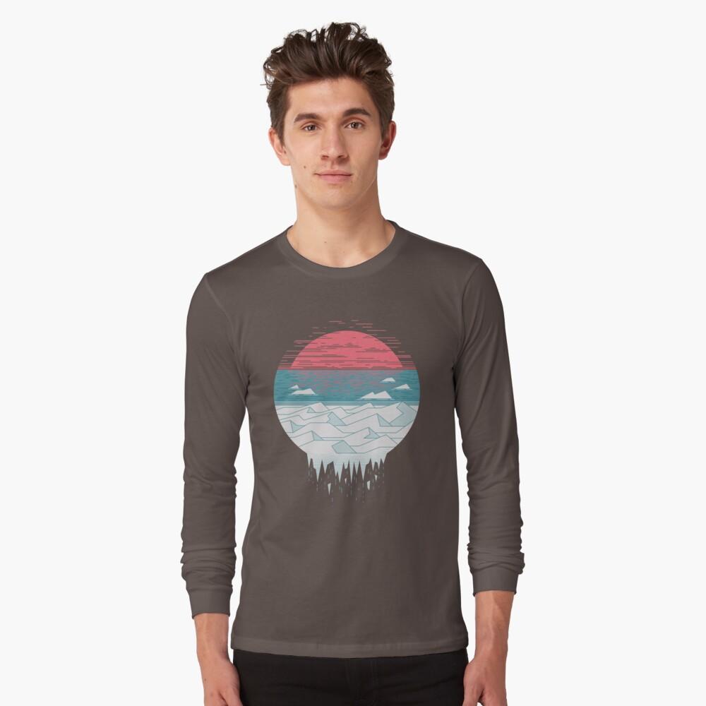 El gran deshielo Camiseta de manga larga
