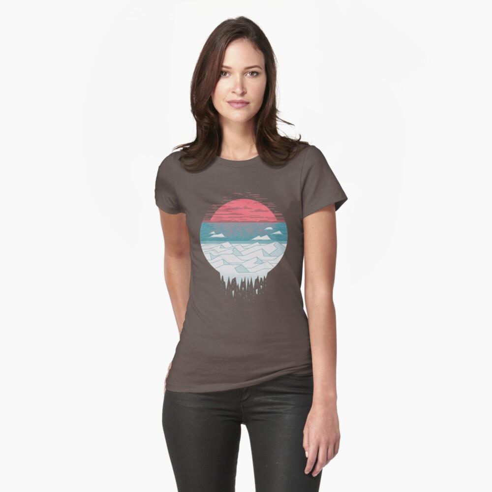 El gran deshielo Camiseta entallada