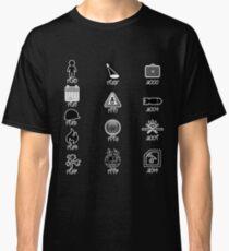 U2 discography icons Classic T-Shirt